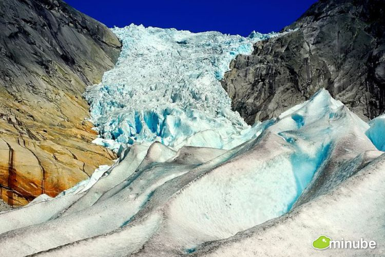 15.) Jostedalsbreen National Park