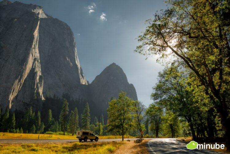 19.) Yosemite National Park
