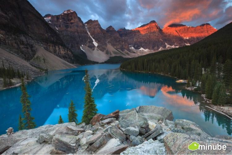 20.) Banff National Park