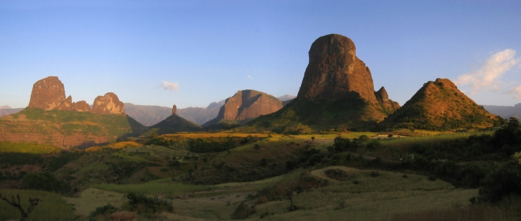 16.) Simien Mountains National Park