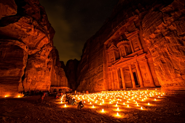 38.) Desert Trek to Petra