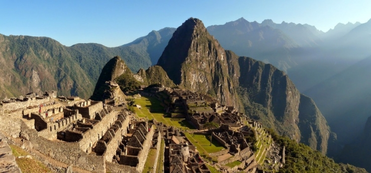 40.) Inca Trail