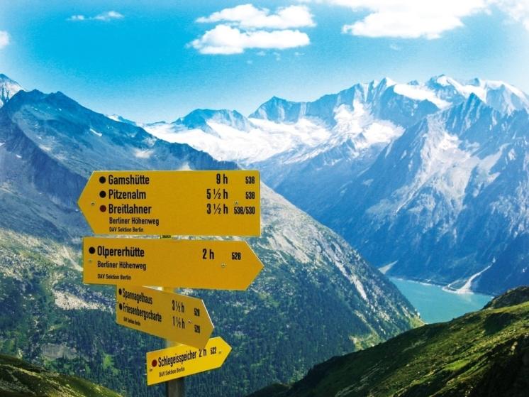 43.) Zillertal Alps