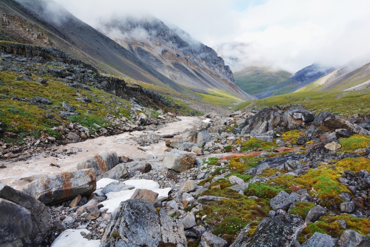 6.) Gates of the Arctic National Park