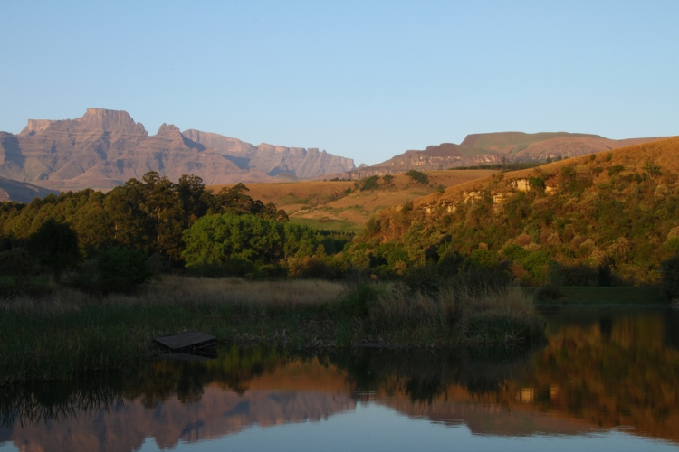 14.) North Drakensberg Traverse