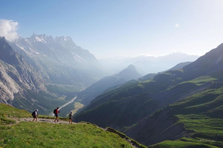 15.) Tour du Mont Blanc