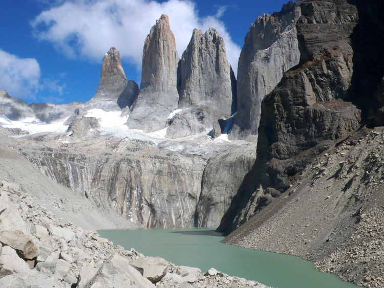 16.) Torres del Paine