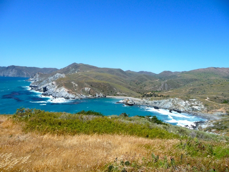 2.) Catalina Island