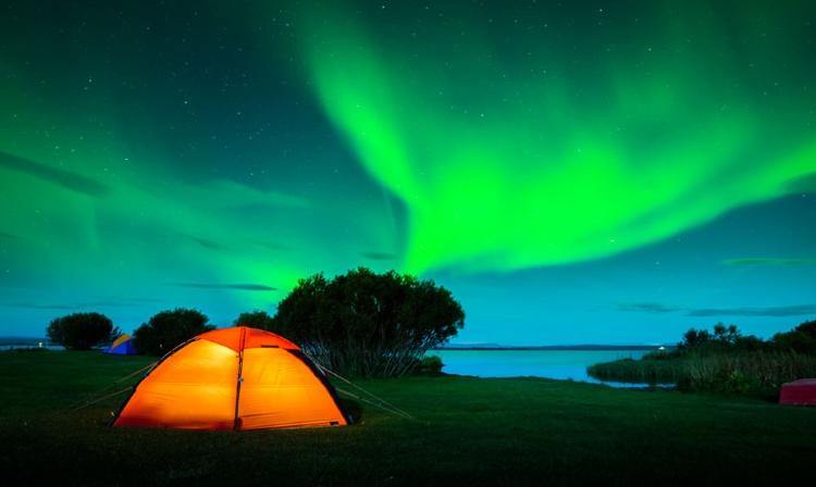 3.) Lake Myvatn 2