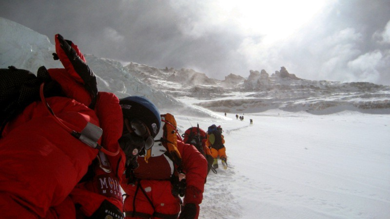 25 Everest Expedition Pictures - torijames - title