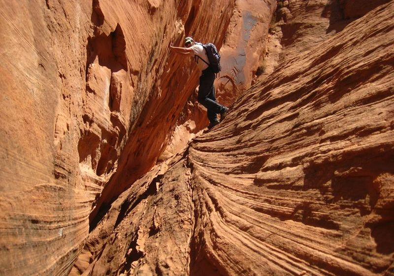 25 Most Treacherous Hiking Trails in the World - The Maze, Canyonlands, Utah