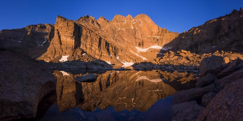 8 - 25 Most Treacherous Hiking Trails in the World - Longs Peak, Colorado