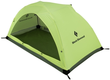 Ultralight single wall backpacking tent