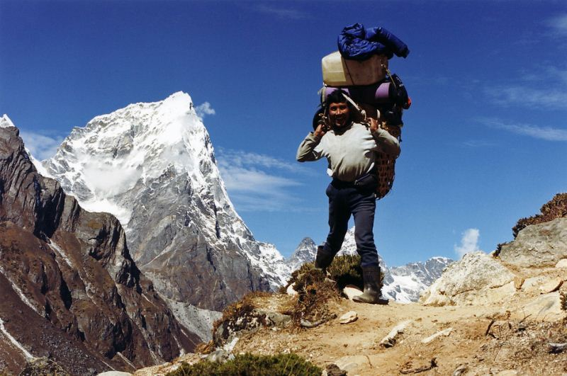 12-25 Everest Pictures - Sherpas - your lifeline