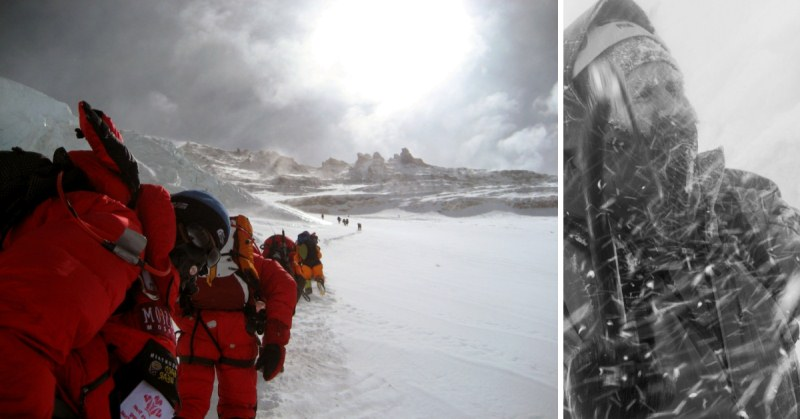 25 Pictures That Capture the Thrill and Danger of Summiting Mt. Everest
