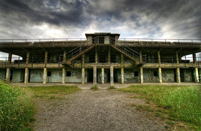 3) Fort Worden - Haunted Hiking Trails In Washington