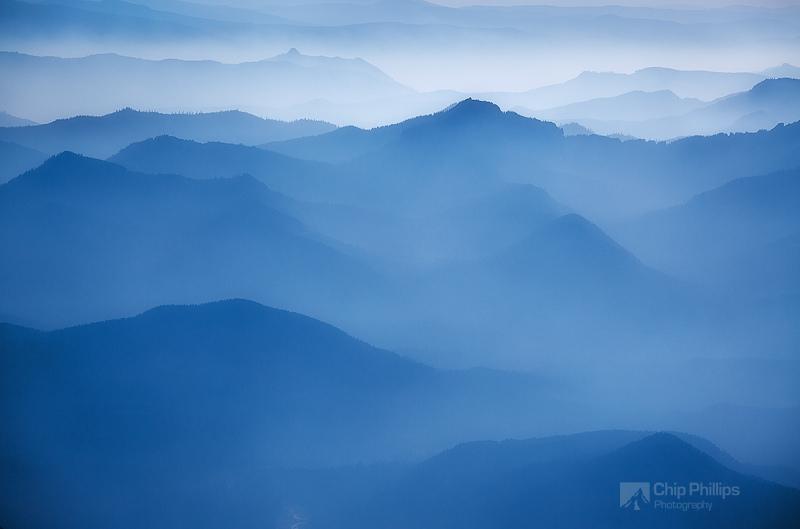 4) Camp Muir, Mount Rainier National Park