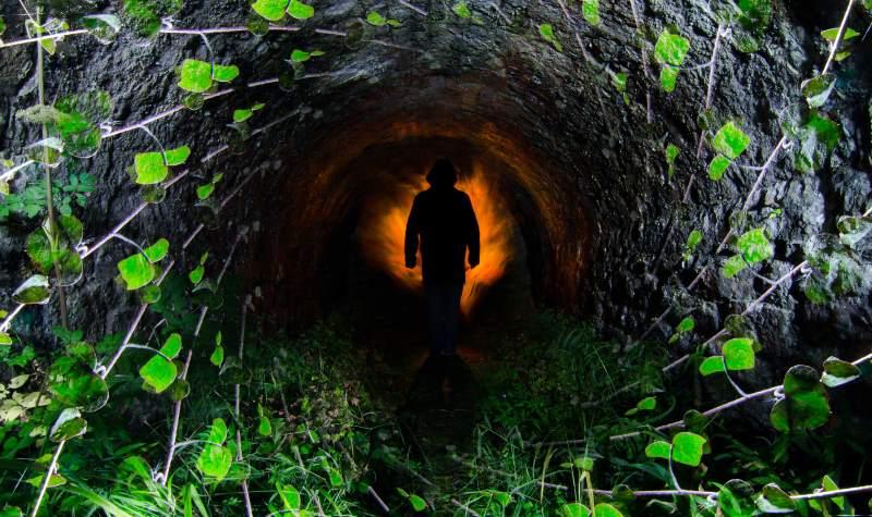 10 most haunted hiking trails in washington