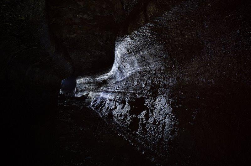 9) Ape Caves, haunted hiking trails in Washington