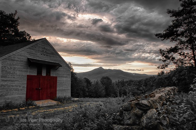 3) Mount Chocorua - Haunted Hikes in New England