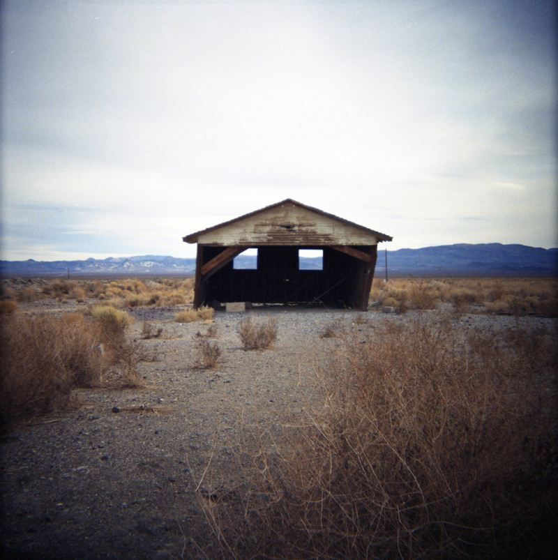 9 - Death Valley Junction - Haunted Ghost Towns in California