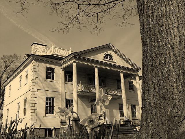 7 -Morris Jumel Mansion 10 Most Haunted Hikes In New York