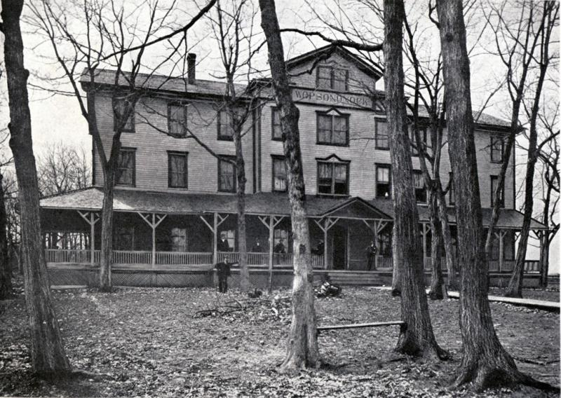3 - Beulah Road - 10 Most Haunted Hikes in Pennsylvania