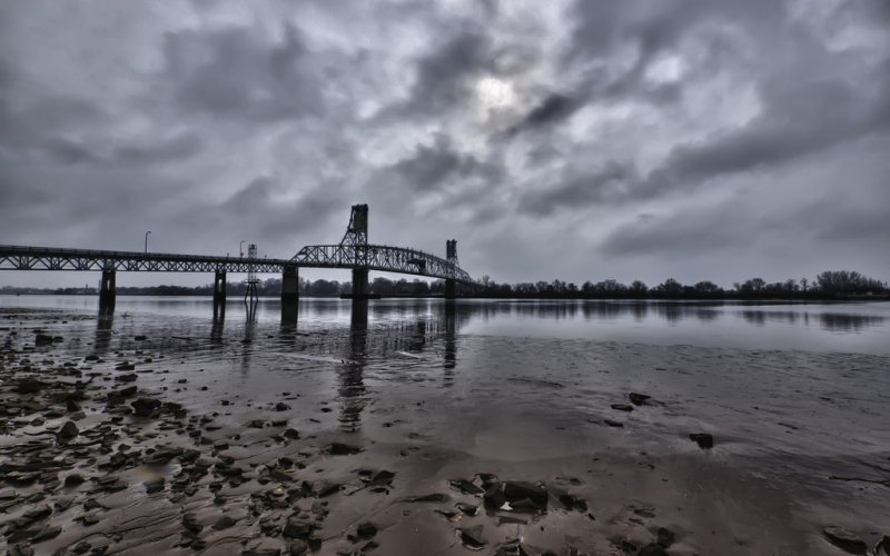 6 - Delaware River in Bristol - 10 Most Haunted Hikes in Pennsylvania