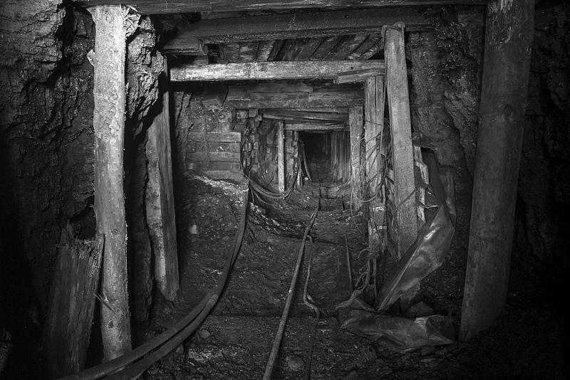 10 - Coal Mine in Hastings - 10 Most Haunted Hikes in Pennsylvania