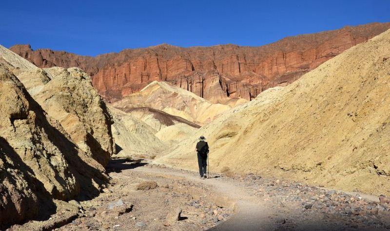 6 - Golden Canyon - 10 Best Hidden Hikes In California