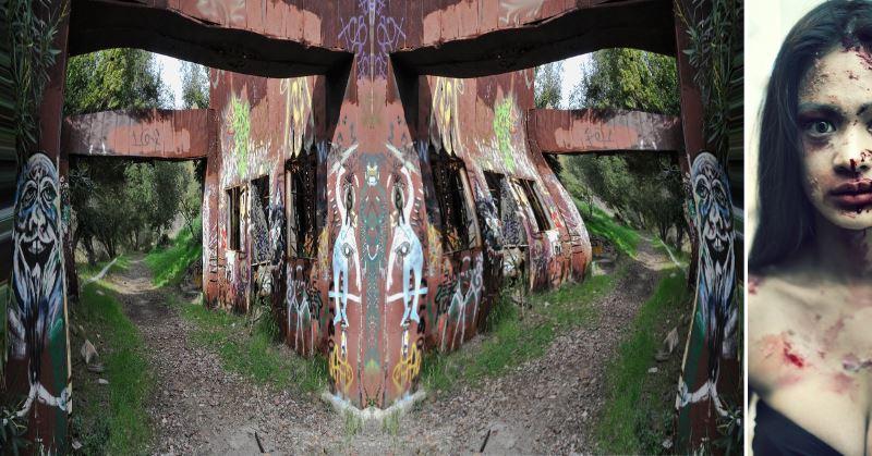 5) California - Murphy Ranch Santa Monica - Haunted Hiking Trails 50 States