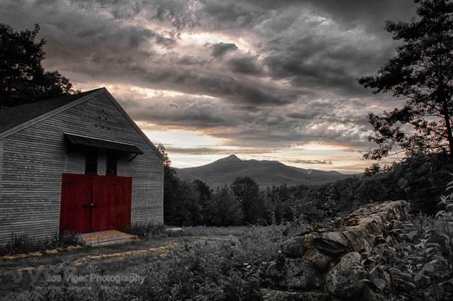 29) New Hampshire - Mount Chocorua Albany - Haunted Hiking Trails 50 States