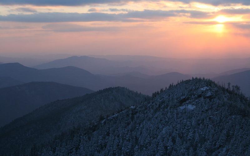 33) North Carolina - Norton Creek Trail Great Smoky Mountains - Haunted Hiking Trails 50 States