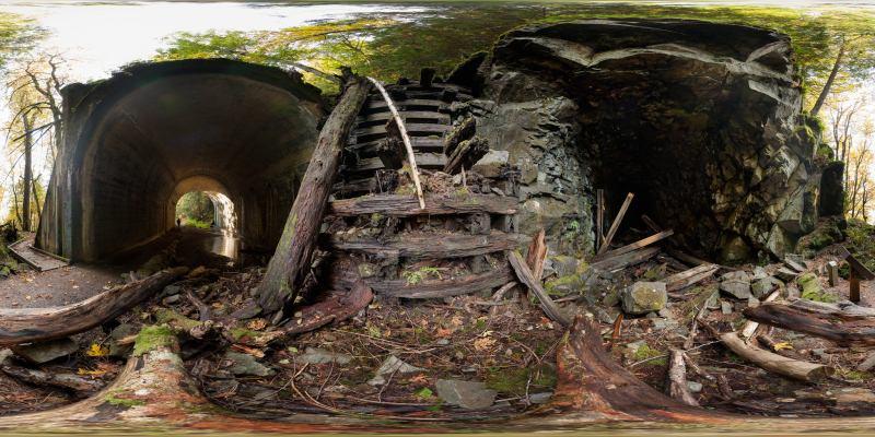 47) Washington - Iron Goat Trail Stevens Pass - Haunted Hiking Trails 50 States