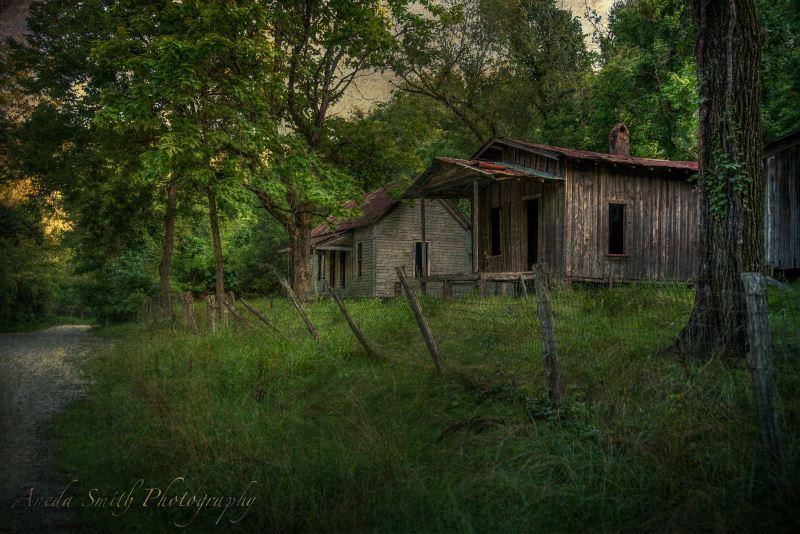 4) Arkansas - Rush Mountain Ghost Town Rush Mountain - Haunted Hiking Trails 50 States