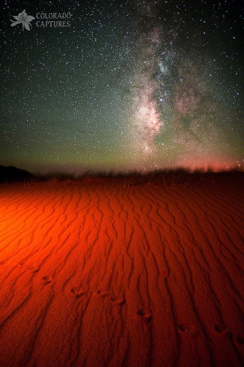 6) Colorado - Great Sand Dunes Great Sand Dunes National Park - Haunted Hiking Trails 50 States