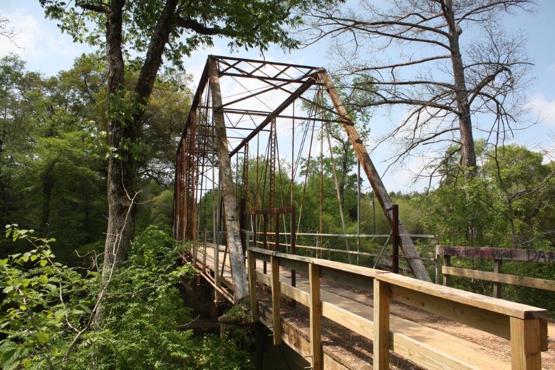 24) Mississippi - Stuckey's Bridge Meridian - Haunted Hiking Trails 50 States