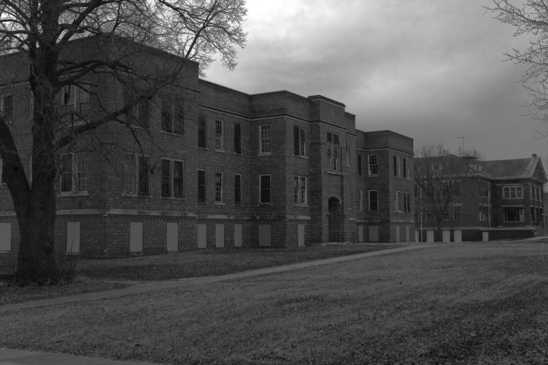 27) Nebraska - Abandoned Norfolk Hospital Norfolk - Haunted Hiking Trails 50 States