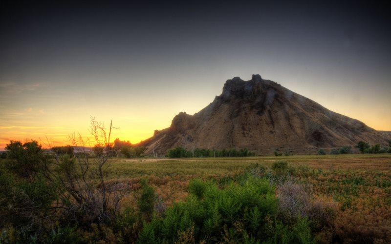 37) Oregon - Malheur Butte Malheur County - Haunted Hiking Trails 50 States