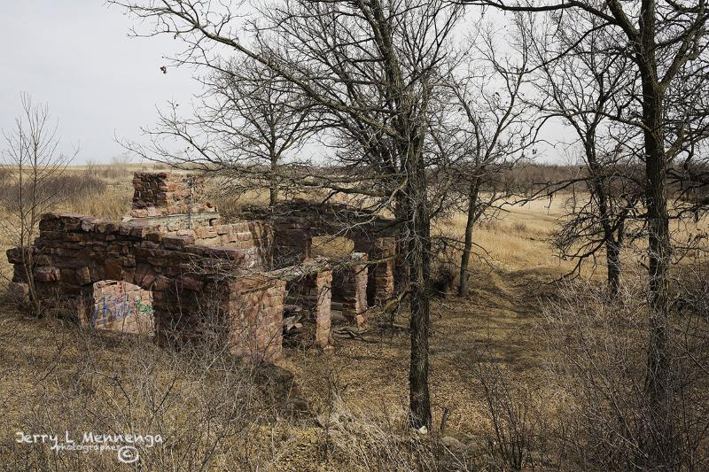 41) South Dakota - Gitchie Manitou State Preserve, Gitchie