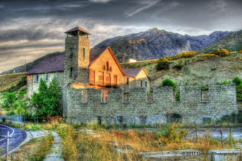 44) Utah - Cottonwood Paper Mill Cottonwood Heights - Haunted Hiking Trails 50 States