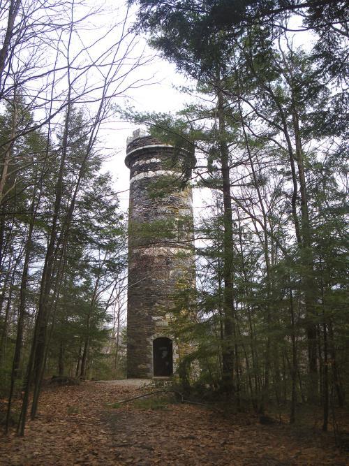 45) Vermont - Brattleboro Tower Brattleboro - Haunted Hiking Trails 50 States