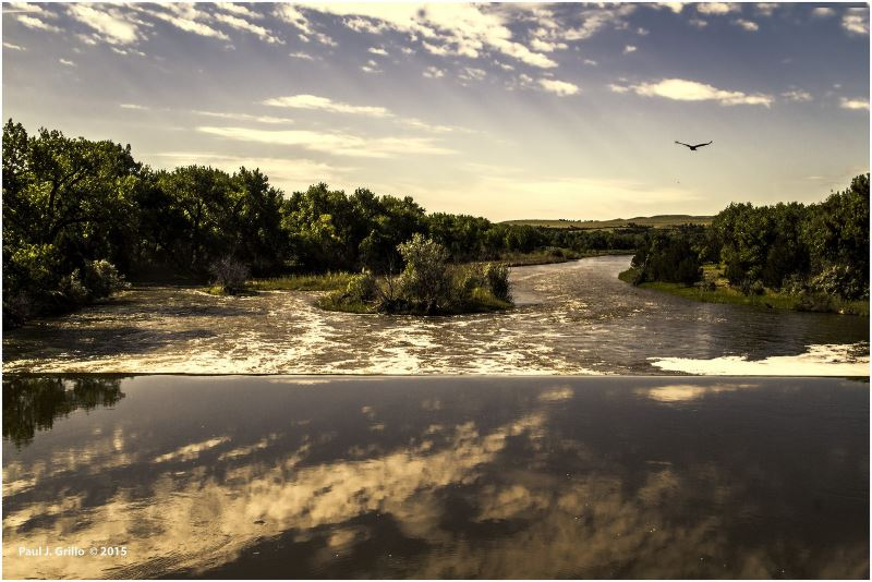 50) Wyoming - Platte River Near Fort Laramie - Haunted Hiking Trails 50 States