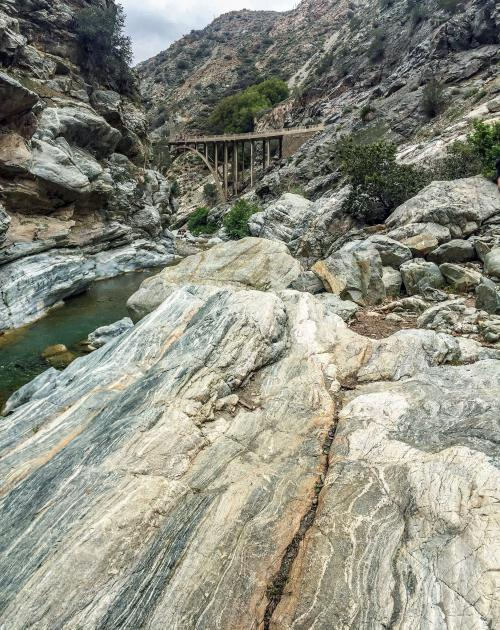 5) Bridge to Nowhere, San Gabriel Mountains - 10 Out Of This World Hiking Trips In California