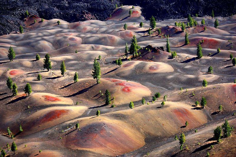 8) Lassen Volcanic National Park - 10 Amazing State Parks In California That Will Blow You Away