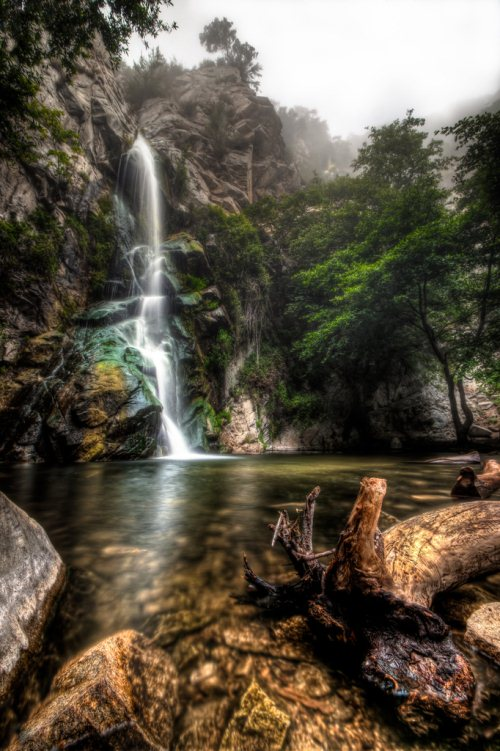 2) Sturtevant Falls, Sierra Madre - 10 Unique Weekend Hiking Trips In California