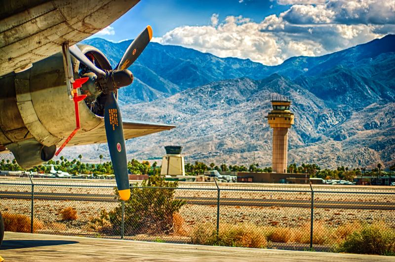 4) Palm Springs - 10 Exhilarating Adventure Vacations In California