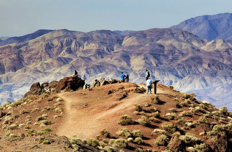 6) Death Valley - 10 Exhilarating Adventure Vacations In California