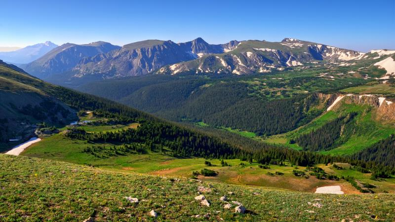 7) Colorado Trail – Colorado, U.S. - hiking vacations