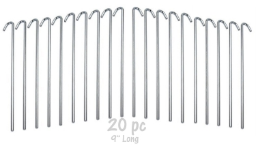 Tent Stakes - Popular Tents 375